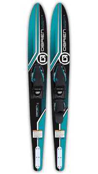 Obrien-Celebrity-64-Combo-Waterskis