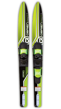 Obrien-Reactor-Combo-Waterskis